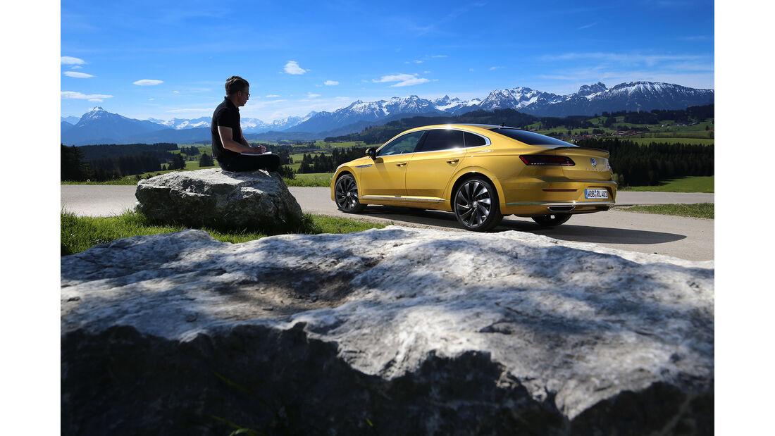 VW Arteon Impression