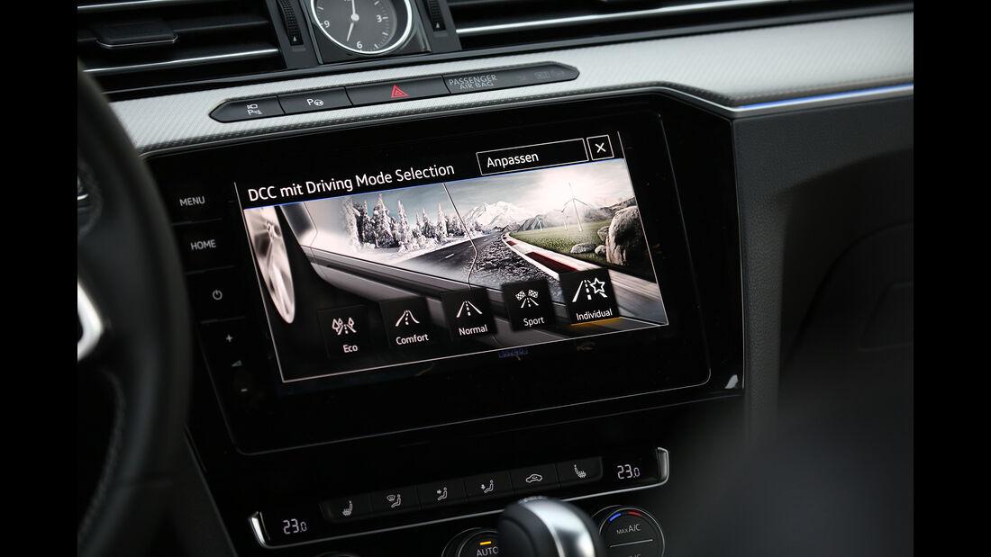 VW Arteon Infotainment