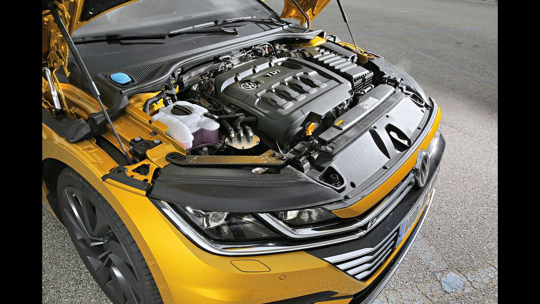 VW Arteon Motorisierung