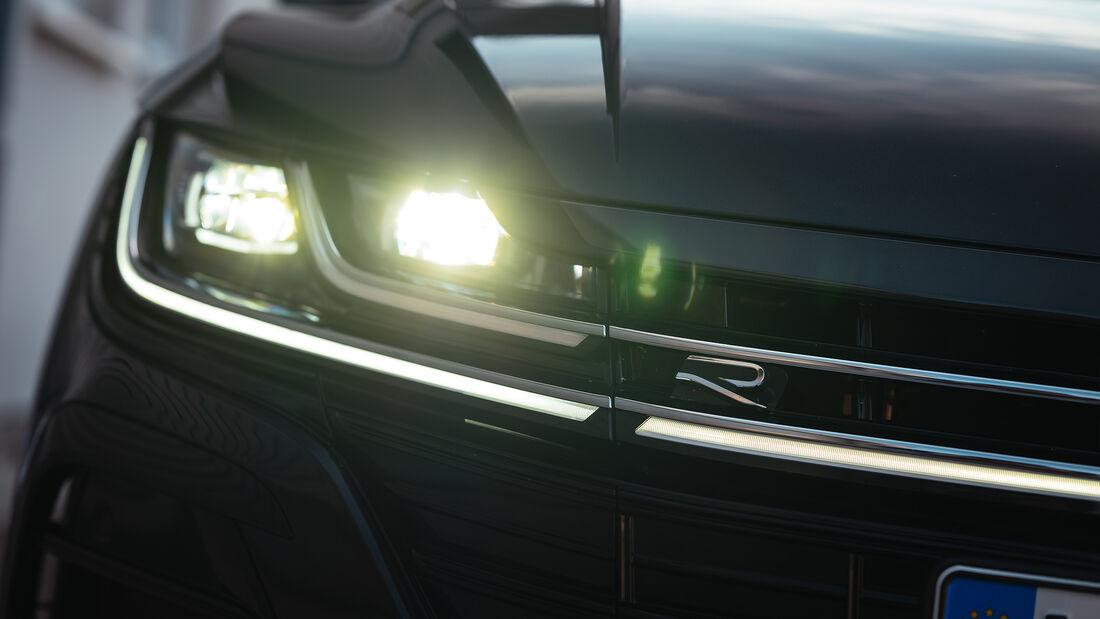 VW Arteon R, Exterieur