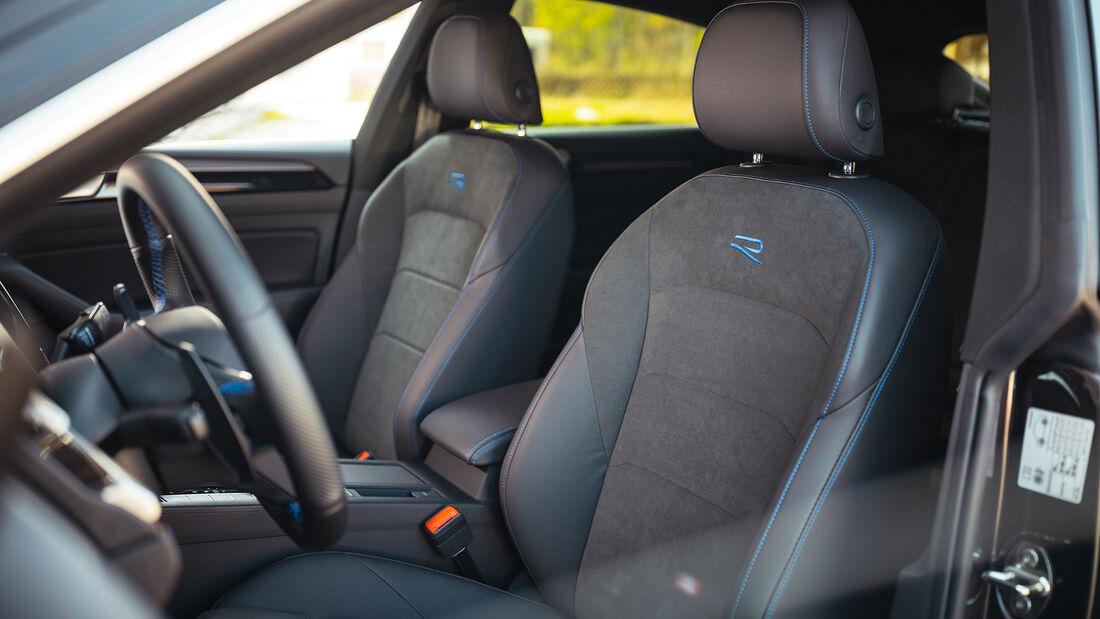 VW Arteon R, Interieur