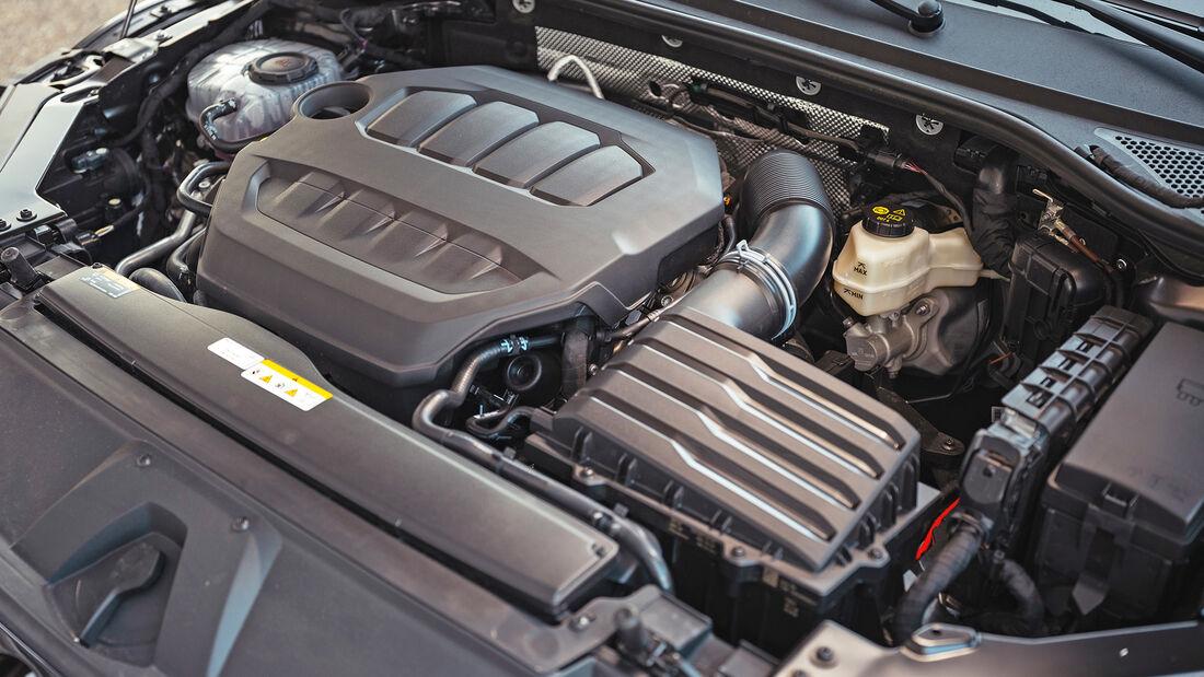 VW Arteon R, Motor