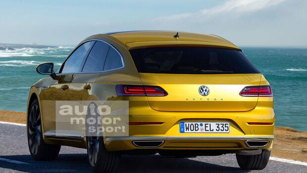 VW Arteon Shootingbrake
