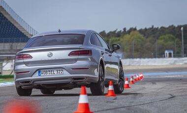 VW Arteon Slalom