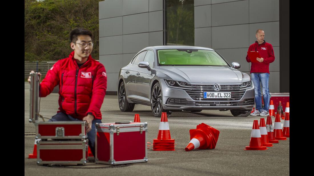 VW Arteon Test