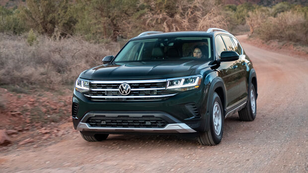 VW Atlas Basecamp 2021