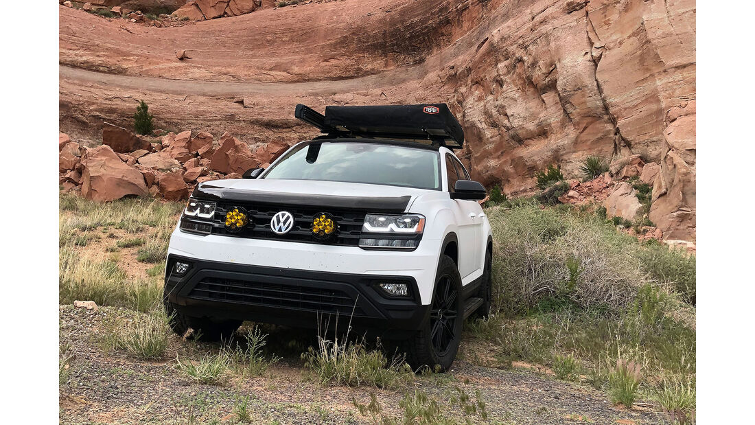 VW Atlas Concept by Thule