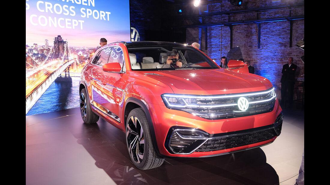 VW Atlas Cross Sport