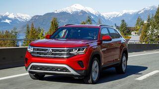 VW Atlas Cross Sport (2020) Fahrbericht
