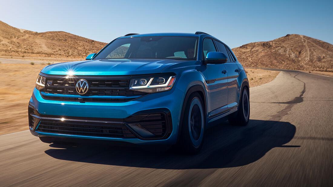 VW Atlas Cross Sport GT Concept 2021
