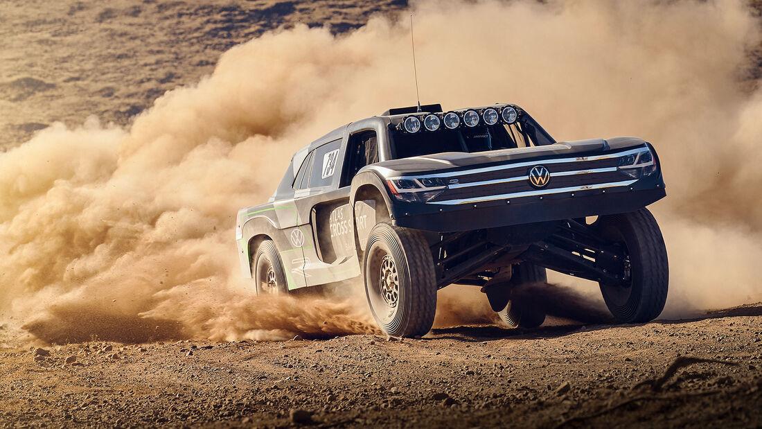 VW Atlas Cross Sport R Baja Concept