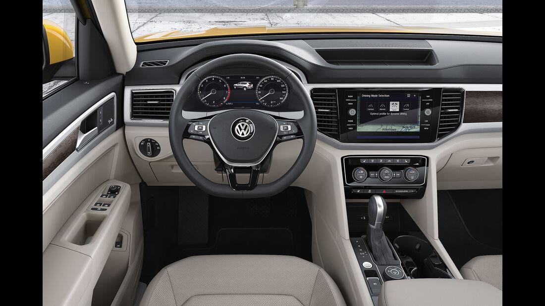 VW Atlas Sperrfrist 28.10. 4.00 Uhr