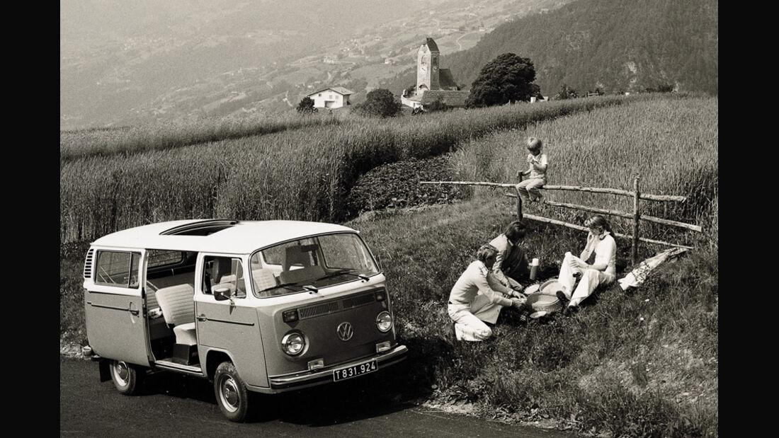 VW BUS 2te Generation