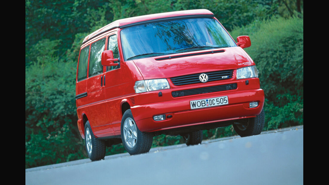 VW BUS 5te Generation