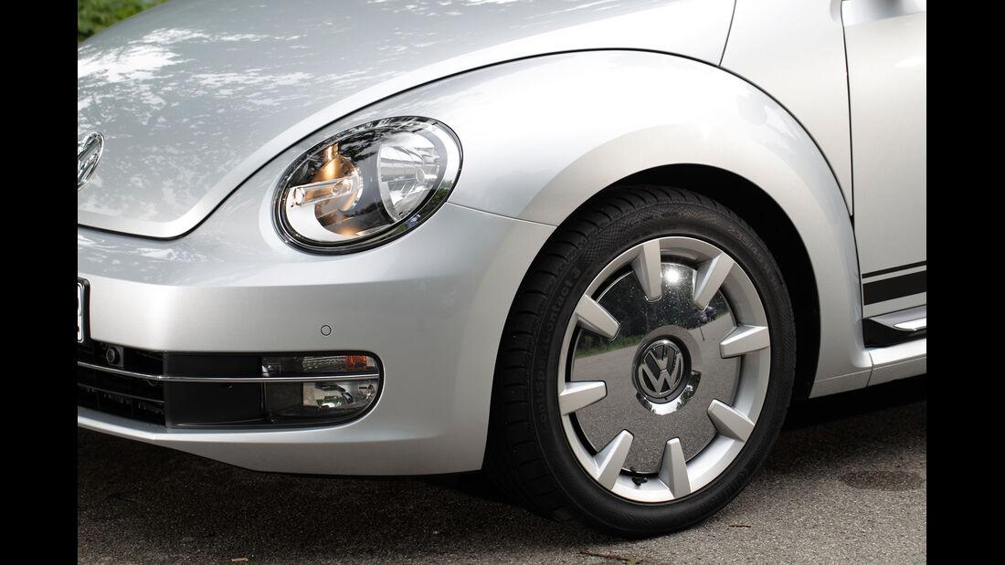 VW Beetle 1.4 TSI Design, Felge, Rad