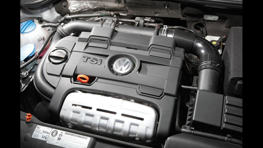 VW Beetle 1.4 TSI Design, Motor
