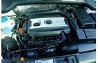 VW Beetle 2.0 TSI DSG, Motor, Motorraum