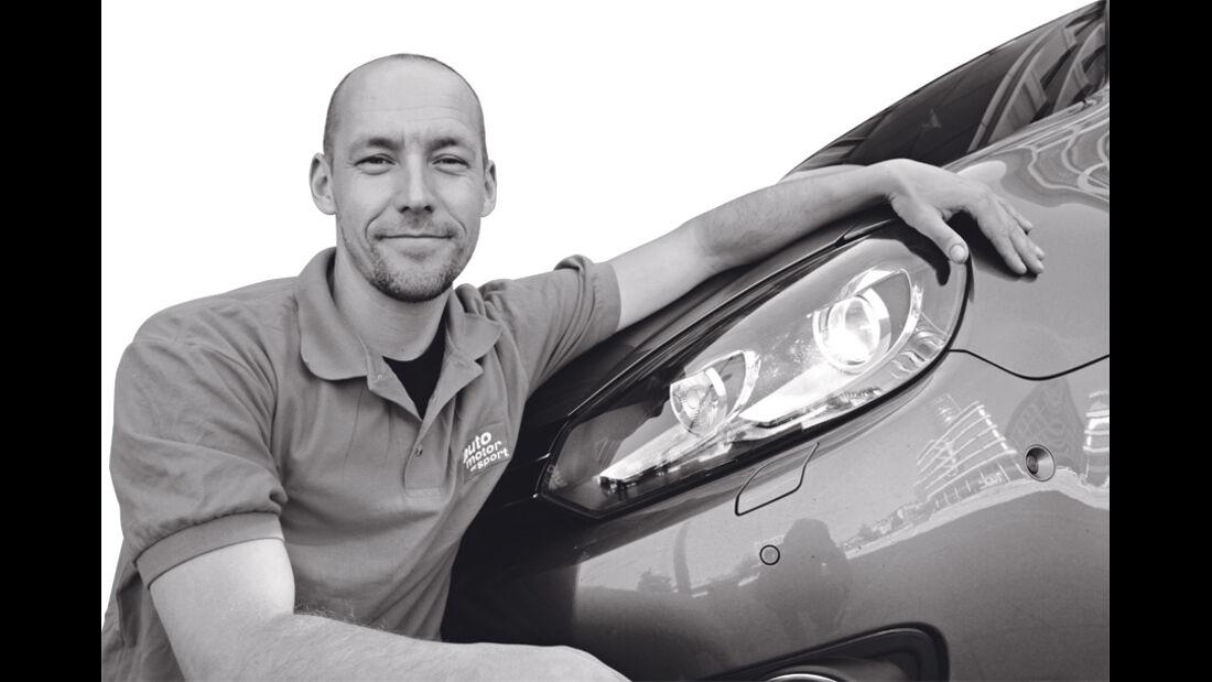 VW Beetle 2.0 TSI, Dani Heyne