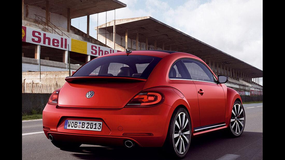 VW Beetle 2011 Shanghai Auto Show