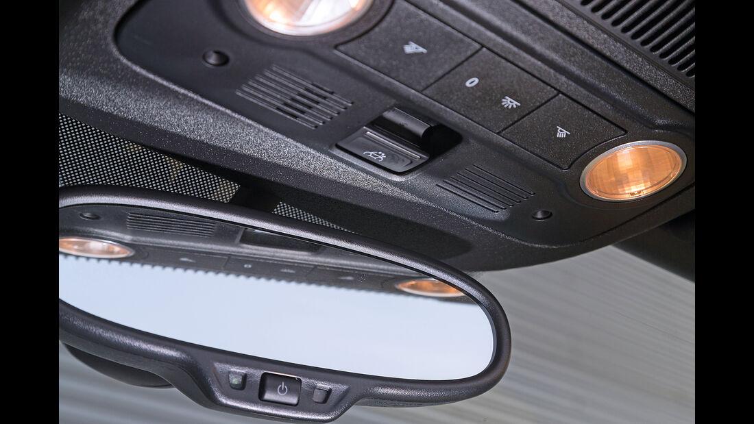 VW Beetle Cabrio 1.4 TSI, Spiegel