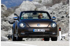 VW Beetle Cabrio 2.0 TDI, Frontansicht