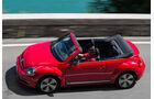 VW Beetle Cabrio, Draufsicht