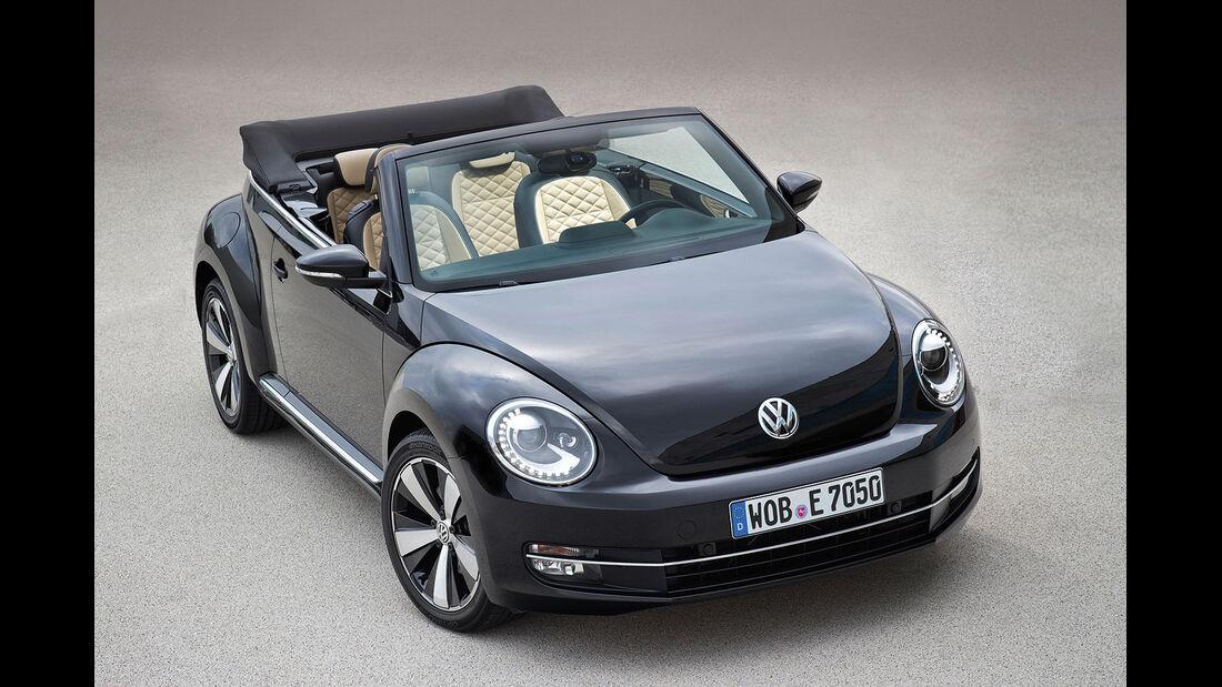 VW Beetle Cabrio Exclusive