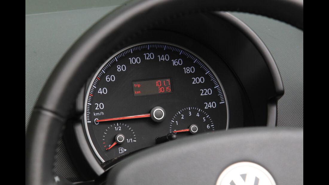 VW Beetle Cabrio Tacho