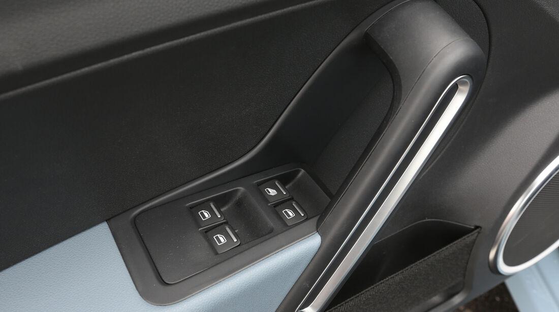 VW Beetle Cabriolet 1.4 TSI Sport, Bedienelemente
