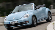VW Beetle Cabriolet 1.4 TSI Sport, Frontansicht
