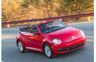 VW Beetle Cabriolet, Frontansicht