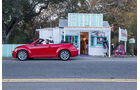 VW Beetle Cabriolet, Seitenansicht