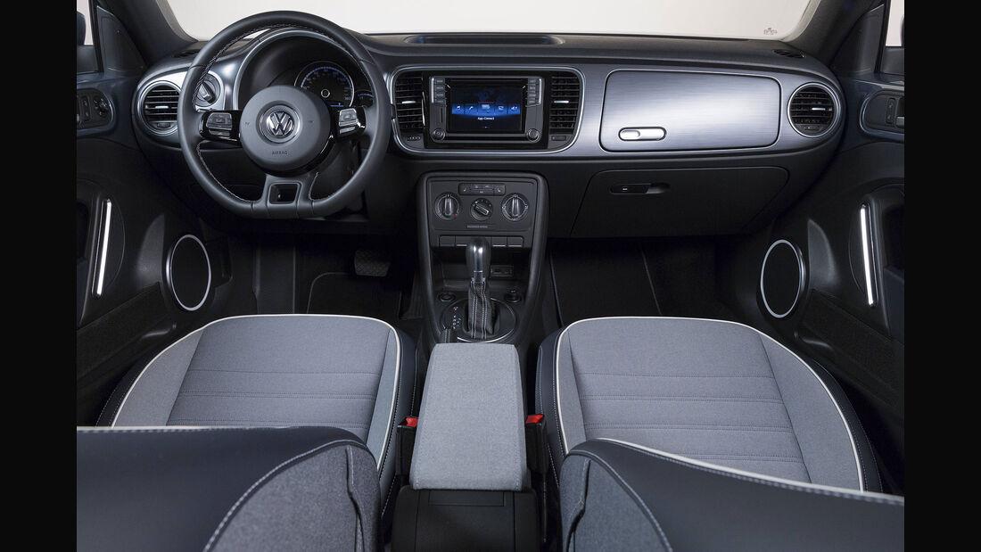 VW Beetle Denim L.A. Autoshow
