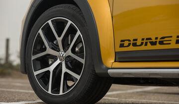 VW Beetle Dune Cabrio Felgen