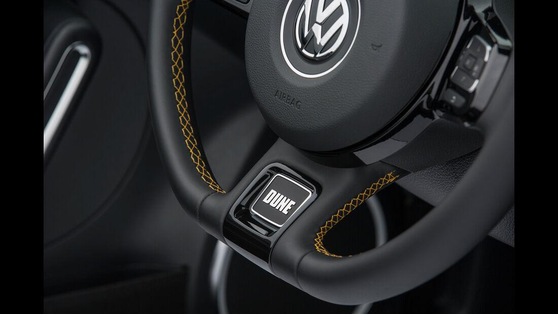 VW Beetle Dune Cabrio Lenkrad