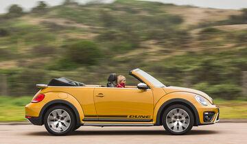 VW Beetle Dune Cabrio Mitzieher