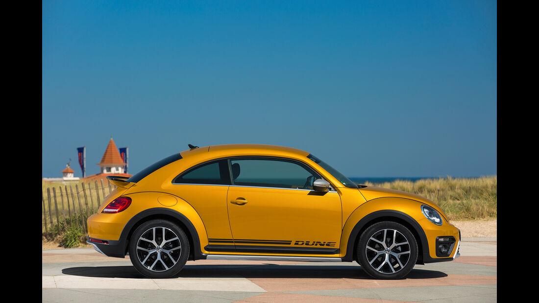 VW Beetle Dune Coupé Mitzieher