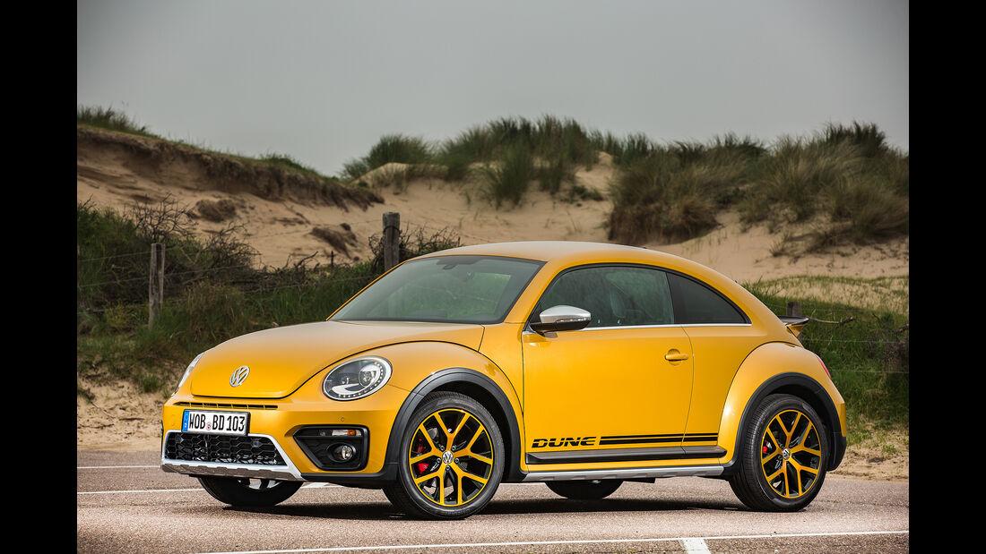 VW Beetle Dune Coupé vorne