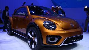 VW Beetle Dune Sperrfrist 13.1.2014 19.00 Uhr