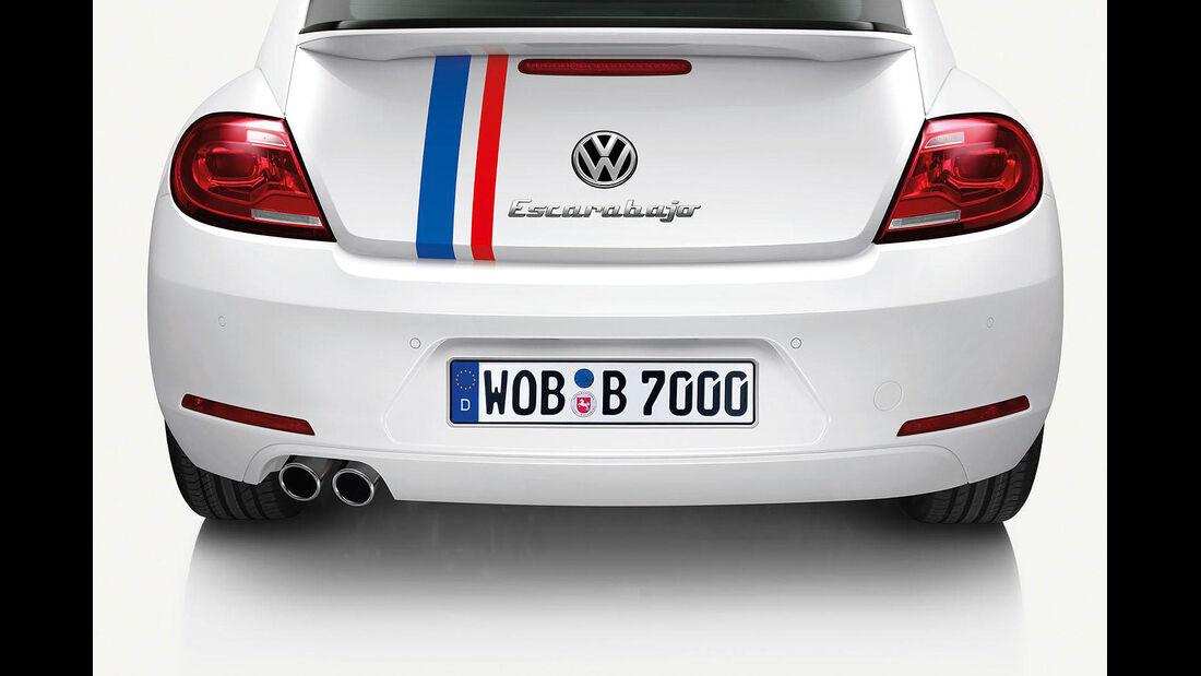 VW Beetle Herbie Spanien