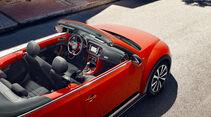 VW Beetle Modellpflege 2017