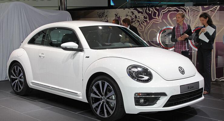 VW Beetle R-Line