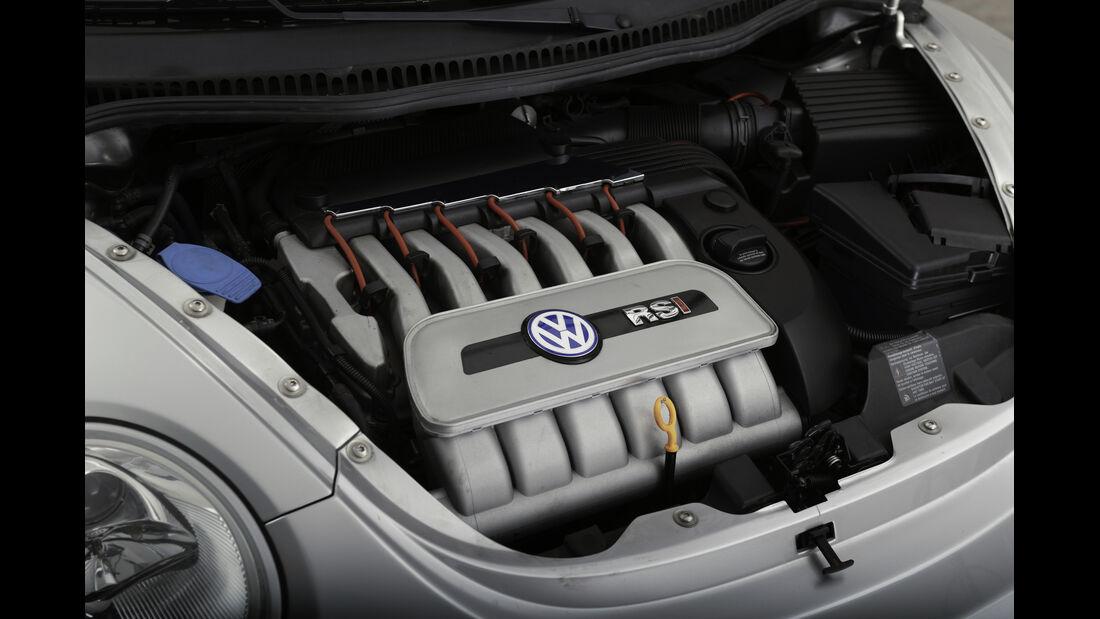 VW Beetle RSI, Motor