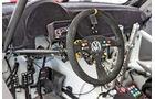 VW Beetle Rallycross, Lenkrad