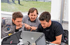 VW Beetle Rallycross, Speed, Foust, Mann Mühlberger