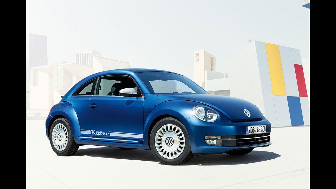 VW Beetle Sondermodell Remix