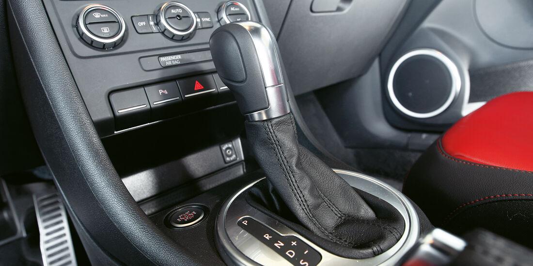 VW Beetle Sport, Schaltung