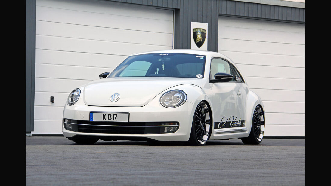 VW Beetle - Tuning - KBR Motorsport