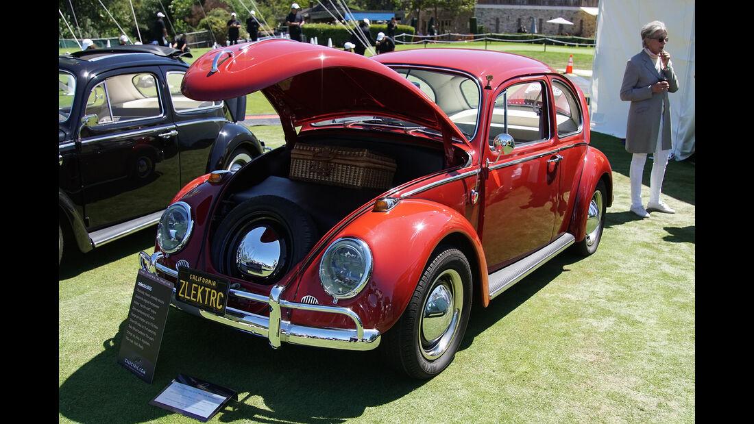 VW Beetle Zelectric Sedan 1965