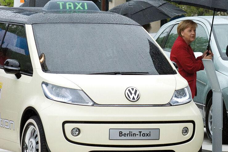 vw berlin taxi taxi studie der zukunft vw zeigt. Black Bedroom Furniture Sets. Home Design Ideas
